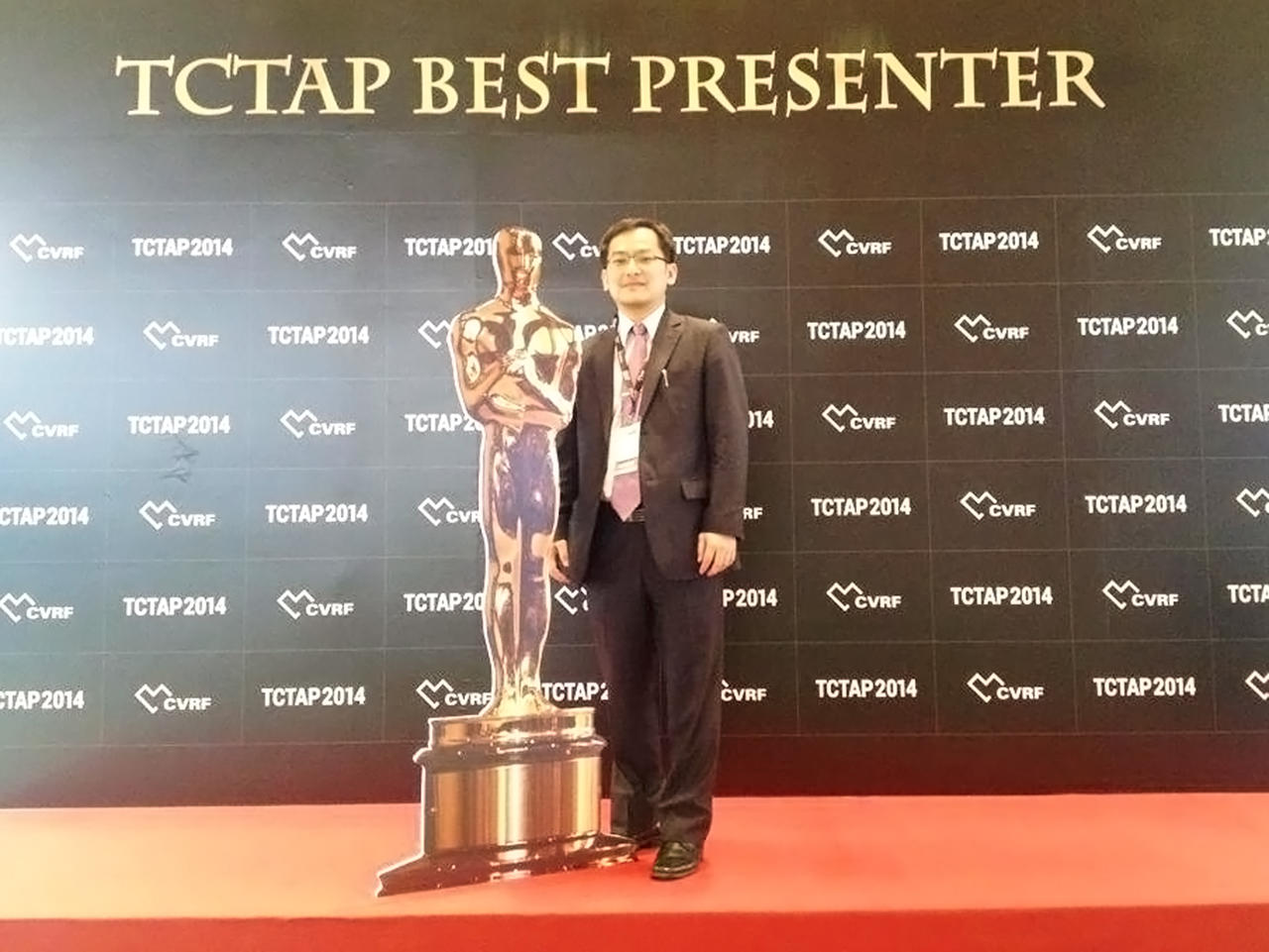 TCTAP2014_I-Ming_Chen_Best_Presenter_03